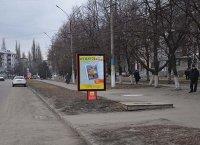 Ситилайт №53026 в городе Павлоград (Днепропетровская область), размещение наружной рекламы, IDMedia-аренда по самым низким ценам!