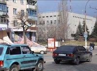 Ситилайт №53031 в городе Павлоград (Днепропетровская область), размещение наружной рекламы, IDMedia-аренда по самым низким ценам!