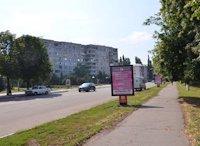 Ситилайт №53033 в городе Павлоград (Днепропетровская область), размещение наружной рекламы, IDMedia-аренда по самым низким ценам!
