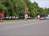 Ситилайт №53036 в городе Павлоград (Днепропетровская область), размещение наружной рекламы, IDMedia-аренда по самым низким ценам!