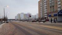Брандмауэр №53067 в городе Энергодар (Запорожская область), размещение наружной рекламы, IDMedia-аренда по самым низким ценам!