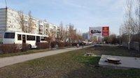 Брандмауэр №53069 в городе Энергодар (Запорожская область), размещение наружной рекламы, IDMedia-аренда по самым низким ценам!