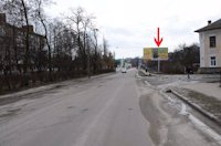 Билборд №53656 в городе Бердичев (Житомирская область), размещение наружной рекламы, IDMedia-аренда по самым низким ценам!