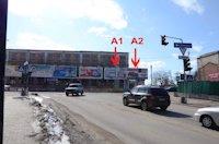 Билборд №53658 в городе Бердичев (Житомирская область), размещение наружной рекламы, IDMedia-аренда по самым низким ценам!