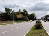 Билборд №54200 в городе Горишние Плавни(Комсомольск) (Полтавская область), размещение наружной рекламы, IDMedia-аренда по самым низким ценам!