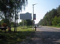 Билборд №55088 в городе Гостомель (Киевская область), размещение наружной рекламы, IDMedia-аренда по самым низким ценам!
