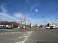 Скролл №59542 в городе Полтава (Полтавская область), размещение наружной рекламы, IDMedia-аренда по самым низким ценам!
