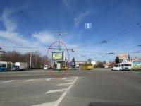 Скролл №59543 в городе Полтава (Полтавская область), размещение наружной рекламы, IDMedia-аренда по самым низким ценам!