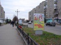 Ситилайт №59635 в городе Лисичанск (Луганская область), размещение наружной рекламы, IDMedia-аренда по самым низким ценам!
