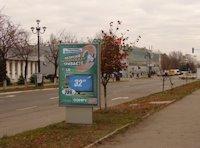 Ситилайт №59638 в городе Лисичанск (Луганская область), размещение наружной рекламы, IDMedia-аренда по самым низким ценам!