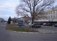 Ситилайт №59641 в городе Лисичанск (Луганская область), размещение наружной рекламы, IDMedia-аренда по самым низким ценам!