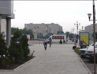 Ситилайт №59653 в городе Лисичанск (Луганская область), размещение наружной рекламы, IDMedia-аренда по самым низким ценам!