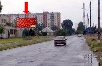 Билборд №59658 в городе Рубежное (Луганская область), размещение наружной рекламы, IDMedia-аренда по самым низким ценам!