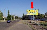 Билборд №59659 в городе Рубежное (Луганская область), размещение наружной рекламы, IDMedia-аренда по самым низким ценам!