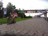 Растяжка №60741 в городе Днепр (Днепропетровская область), размещение наружной рекламы, IDMedia-аренда по самым низким ценам!