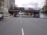 Растяжка №60744 в городе Днепр (Днепропетровская область), размещение наружной рекламы, IDMedia-аренда по самым низким ценам!