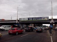 Растяжка №60758 в городе Днепр (Днепропетровская область), размещение наружной рекламы, IDMedia-аренда по самым низким ценам!