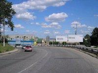 Билборд №66102 в городе Изюм (Харьковская область), размещение наружной рекламы, IDMedia-аренда по самым низким ценам!