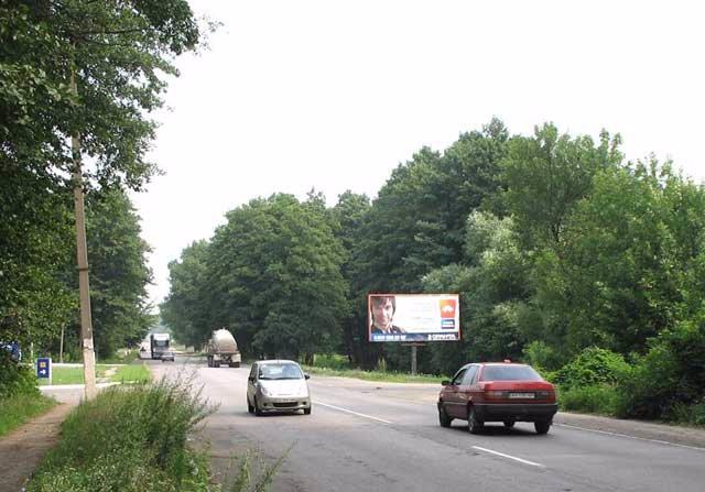 Билборд №66114 в городе Изюм (Харьковская область), размещение наружной рекламы, IDMedia-аренда по самым низким ценам!