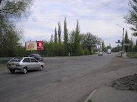Билборд №66116 в городе Изюм (Харьковская область), размещение наружной рекламы, IDMedia-аренда по самым низким ценам!