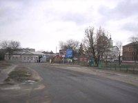 Билборд №66124 в городе Изюм (Харьковская область), размещение наружной рекламы, IDMedia-аренда по самым низким ценам!