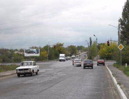 Билборд №66129 в городе Изюм (Харьковская область), размещение наружной рекламы, IDMedia-аренда по самым низким ценам!