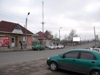Билборд №66137 в городе Изюм (Харьковская область), размещение наружной рекламы, IDMedia-аренда по самым низким ценам!