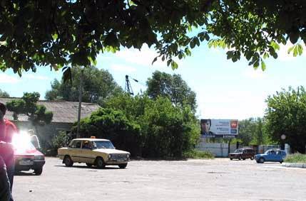 Билборд №66142 в городе Изюм (Харьковская область), размещение наружной рекламы, IDMedia-аренда по самым низким ценам!