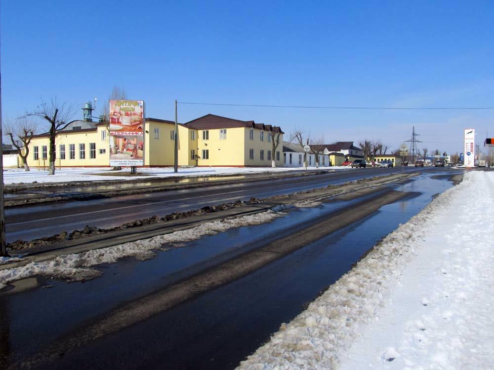 Билборд №66220 в городе Черноморск(Ильичевск) (Одесская область), размещение наружной рекламы, IDMedia-аренда по самым низким ценам!