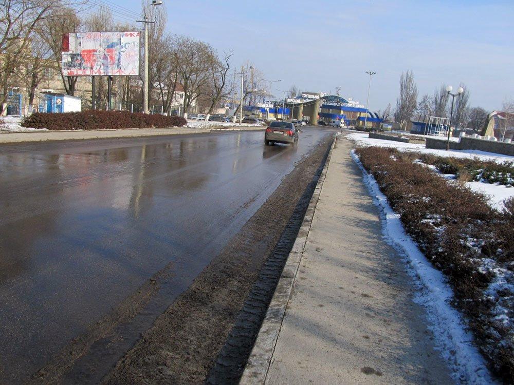 Билборд №66230 в городе Черноморск(Ильичевск) (Одесская область), размещение наружной рекламы, IDMedia-аренда по самым низким ценам!