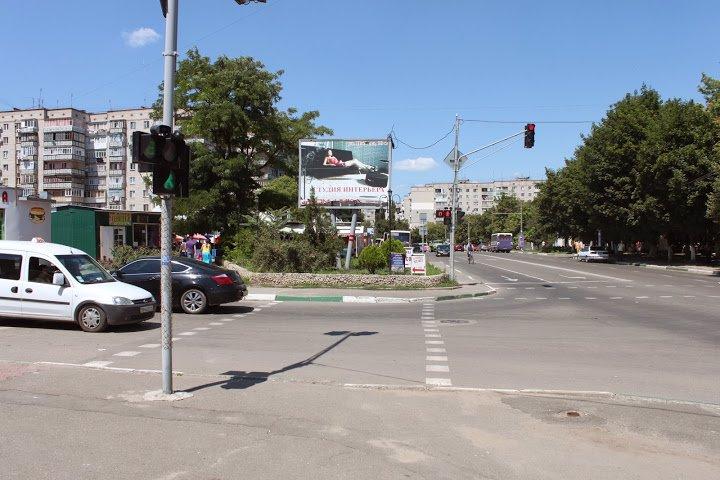 Билборд №66240 в городе Черноморск(Ильичевск) (Одесская область), размещение наружной рекламы, IDMedia-аренда по самым низким ценам!