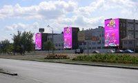 Брандмауэр №66663 в городе Киев (Киевская область), размещение наружной рекламы, IDMedia-аренда по самым низким ценам!