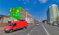Брандмауэр №66665 в городе Киев (Киевская область), размещение наружной рекламы, IDMedia-аренда по самым низким ценам!