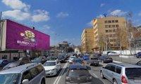 Брандмауэр №66684 в городе Киев (Киевская область), размещение наружной рекламы, IDMedia-аренда по самым низким ценам!