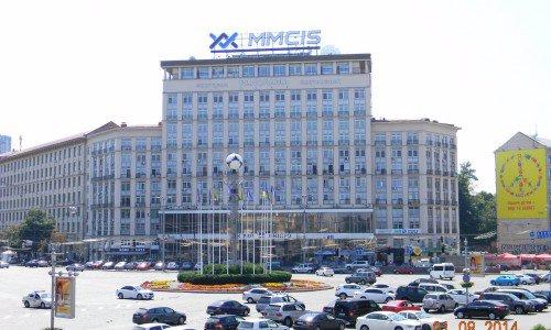 Крыша №66685 в городе Киев (Киевская область), размещение наружной рекламы, IDMedia-аренда по самым низким ценам!