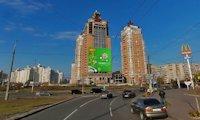 Брандмауэр №66694 в городе Киев (Киевская область), размещение наружной рекламы, IDMedia-аренда по самым низким ценам!
