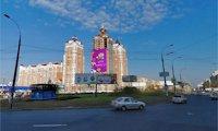 Брандмауэр №66695 в городе Киев (Киевская область), размещение наружной рекламы, IDMedia-аренда по самым низким ценам!
