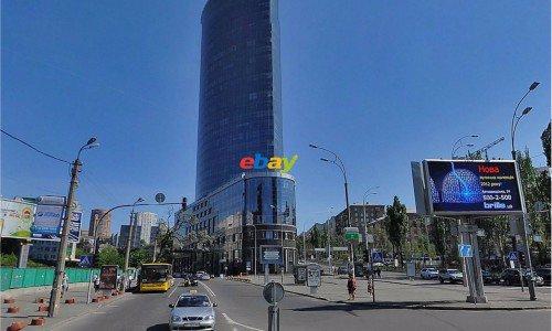 Крыша №66700 в городе Киев (Киевская область), размещение наружной рекламы, IDMedia-аренда по самым низким ценам!