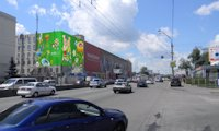 Брандмауэр №66705 в городе Киев (Киевская область), размещение наружной рекламы, IDMedia-аренда по самым низким ценам!