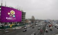 Брандмауэр №66707 в городе Киев (Киевская область), размещение наружной рекламы, IDMedia-аренда по самым низким ценам!