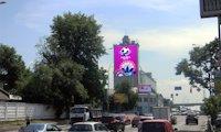 Брандмауэр №66713 в городе Киев (Киевская область), размещение наружной рекламы, IDMedia-аренда по самым низким ценам!