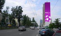 Брандмауэр №66731 в городе Киев (Киевская область), размещение наружной рекламы, IDMedia-аренда по самым низким ценам!