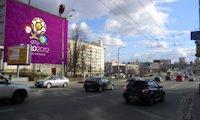 Брандмауэр №66732 в городе Киев (Киевская область), размещение наружной рекламы, IDMedia-аренда по самым низким ценам!