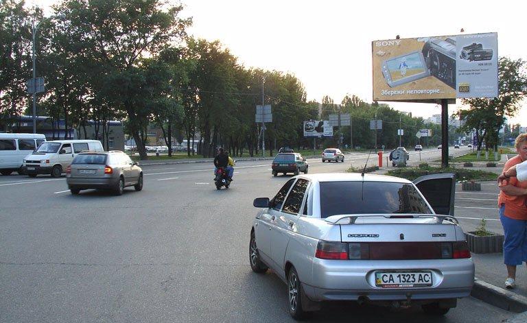Билборд №7187 в городе Киев (Киевская область), размещение наружной рекламы, IDMedia-аренда по самым низким ценам!