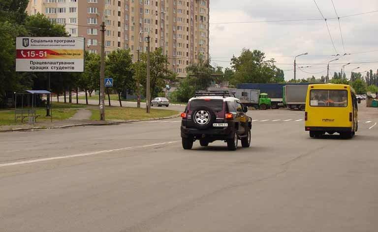Билборд №7251 в городе Киев (Киевская область), размещение наружной рекламы, IDMedia-аренда по самым низким ценам!