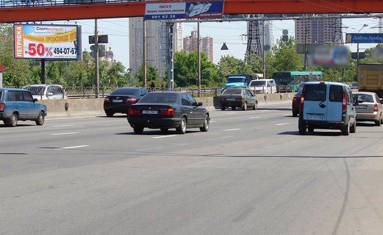 Билборд №7306 в городе Киев (Киевская область), размещение наружной рекламы, IDMedia-аренда по самым низким ценам!
