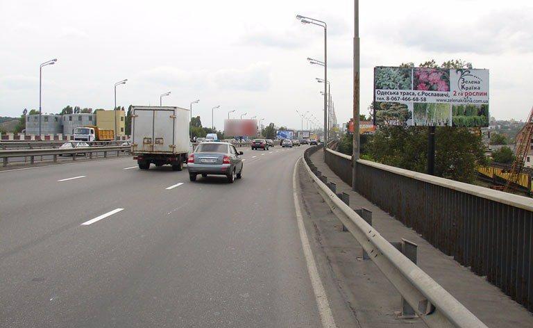 Билборд №7395 в городе Киев (Киевская область), размещение наружной рекламы, IDMedia-аренда по самым низким ценам!