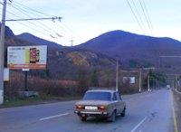 Билборд №74696 в городе Алушта (АР Крым), размещение наружной рекламы, IDMedia-аренда по самым низким ценам!