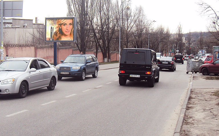Скролл №7529 в городе Киев (Киевская область), размещение наружной рекламы, IDMedia-аренда по самым низким ценам!