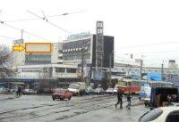 Брандмауэр №8300 в городе Днепр (Днепропетровская область), размещение наружной рекламы, IDMedia-аренда по самым низким ценам!